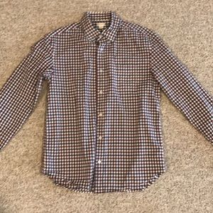 Boy's Crewcuts Button Down Shirt Size 16